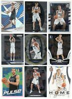 x34 Different DIRK NOWITZKI NBA card lot/set No dupes Inserts Select Prizm Optic