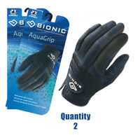 2 x Bionic Womens AquaGrip Wet Weather Golf Glove - Left Hand - $23.50 ea