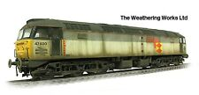 Boxed ViTrains Railfreight Distribution Class 47 600 *WEATHERED LOOK* DCC Ready