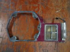 1975 76 77 78 Mercury Bobcat right hand fender extension front turn signal lens
