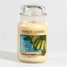 Yankee Candle - WORLD JOURNEYS - CANARY ISLAND BANANA - 22 oz -  VERY RARE!!!
