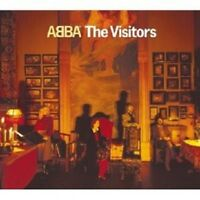 "ABBA ""THE VISITORS"" LP VINYL NEU"
