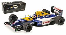 Minichamps Williams Renault FW14B 1992-Nigel Mansell World Champion 1/18 Escala