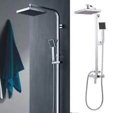 markenlose dusch komplettsysteme aus edelstahl g nstig kaufen ebay. Black Bedroom Furniture Sets. Home Design Ideas