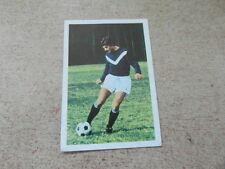 genre PANINI AGEDUCATIFS FOOTBALL EN ACTION 1971/1972 Alain GIRESSE 61