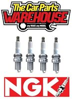FOUR ( x4 ) GENUINE NGK SPARK PLUGS XX FREE POSTAGE XX NGK2074 / BCRE527Y