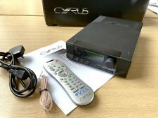 Cyrus Stereo tuner DAB 8, brushed black great condition