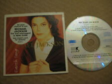 MICHAEL JACKSON Earth Song RARE AUSSIE CD SINGLE 1995 - 662645 2 - CARD SLEEVE