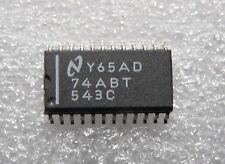 74ABT543C, Octal D-Type Flip-Flop 3-Stade, SMD, 5 Stück