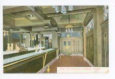 The Cornelius Bar—Portland Oregon—Antique Art-Nouveau Saloon Rare Interior 1910s