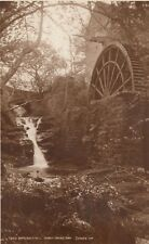 Yorkshire; Ramsdale Mill, Robin Hood's Bay RP PPC, Unposted, c 1930's