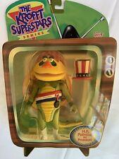 The Krofft Superstars H.R. Pufnstuf for President action figure doll Nib New