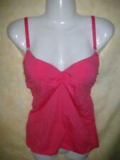 Still BH Hemd mit Bügel pink von PETITE FLEUR Gr.75 B - NEUWARE