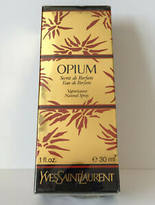 Yves Saint Laurent OPIUM Secret de Parfum 30 ml EdP OVP YSL Rare