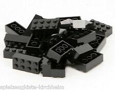 Spielsteine 50 st. Bausteine Grundsteine Schwarz 2 x 4 Noppen 9024 Bauzubehör