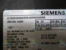 SIEMENS SIRIUS 3RM1002-1AA04 AC SEMICONDUCTOR MOTORSTARTER * NEW NO BOX *