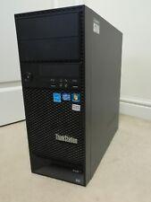 Lenovo ThinkStation S30 Xeon E5 3.6GHz 32GB RAM 250GB SSD USB 3.0 Windows 10 Pro