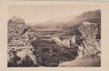 ALLINGES châteaux ruines du château vieux