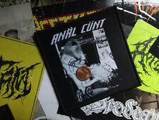 Anal Cunt Patch Grindcore GG Allin Import RAR Satan ////////////////////////////