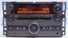 Saturn Aura 2009 Factory Stereo Radio AM/FM Cd Player Aux 25833954 OEM