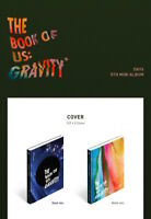 DAY6 데이식스-THE BOOK OF US:GRAVITY (5th Album) Kpop Sealed Random Ver + Poster