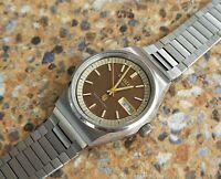 Vintage Citizen CQ Crystron Quartz Watch February 1978 JDM  KANJI