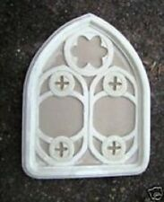 Gothic frame mold plaster cement casting reusable