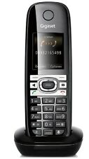 Siemens Gigaset C610H DECT schnurlos Telefon Mobilteil + Ladeschale NEU C610