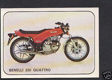 PANINI STICKER-MOTO SPORT 1979 Sticker N. 242-BENELLI 250 Quattro