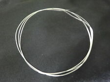 PLATINUM .950, ROUND WIRE 0.20MM 11 INCH LONG FOR REPAIRS ON LASER