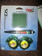 Nintendo DS Lite Legend Zelda Phantom Hourglass Essentials Kit NEW Only 1 Ebay