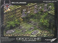 HAWK WARGAMES DROPZONE COMMANDER: SCOURGE STARTER ARMY BOX SET DZC32001 NIB