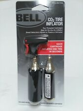 BELL CO2  Bike Tire Inflator with Two Cartridges