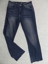 BOSSINI mid-blue regular fit straight leg denim jeans size 34W 33L EUC