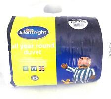 SILENTNIGHT ALL YEAR ROUND - 10.5 TOG DOUBLE DUVET / QUILT ALL SEASONS NEW