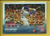 Kris Bryant RC  2015 Topps Update Series ASG Rookie Card #US242  Chicago Cubs