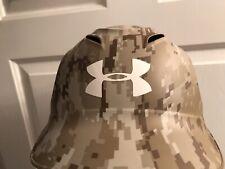 under armour baseball helmet 61/2-71/2 Mint