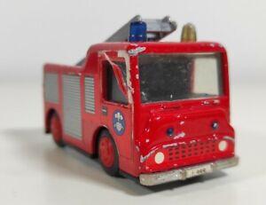 Vintage ERTL Thomas The Tank Engine & Friends 1986 1988 Fire Engine Die Cast