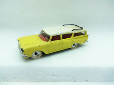 DINKY TOYS 193 RAMBLER  STATION WAGON in Yellow & white Roof - NOT ATLAS DINKY