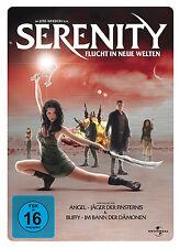 DVD * SERENITY - FLUCHT IN NEUE WELTEN (STEELBOOK) # NEU OVP