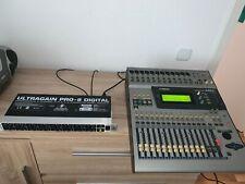Yamaha 01v mit Behringer ADA8000 - LESEN !!!!