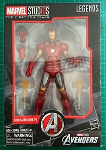 Marvel Studios/Legends - First 10 Years - Iron Man Mark VII *Hasbro*