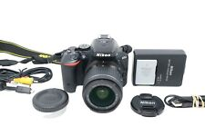 Nikon D5500 24.2MP DSLR Camera with 18-55mm, Shutter Count 26622, Excellent Cond