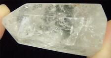 Clear Quartz Crystal Point 36.1 gram Well Cut and Polished Single Terminated