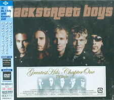 Backstreet Boys - Greatest Hits Chapter 1 Japan CD + DVD Rare ZJCI-10088/B NEW