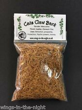 CAT'S CLAW BARK Magical Dried Herb ~ Money/Protection/Psychic Powers ~ Pagan