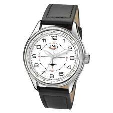 Limit Men's Pilot-style Plane Watch - Black/White