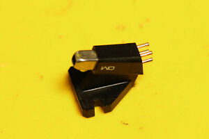 Genuine Ortofon OM Cartridge Capsula NO Stylus USED. Sounds OK