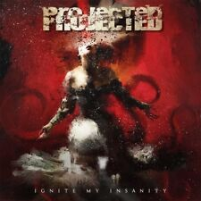 Projected - Ignite My Insanity [New CD] Deluxe Edition, Digipack Packaging