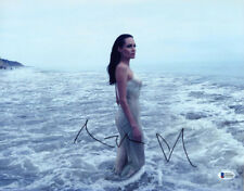 Angelina Jolie SIGNED 11x14 Photo Maleficent Salt HOT *SEXY* BECKETT AUTOGRAPHED